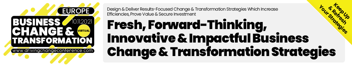 Business Change & Transformation Europe Conference